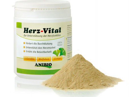 Anibio Cuore Vital, ottimizza il metabolismo del muscolo cardiaco