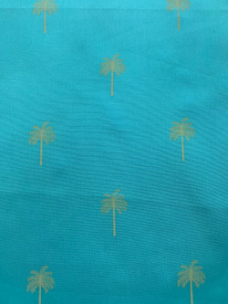 Lilly Turq. Palm Trees