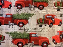 Christmas Trucks