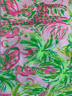 Lilly Flamingo