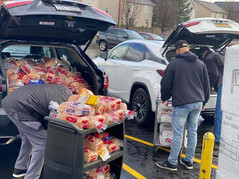 Please help us thank Freihofer's Bakery for blessing our clients with fresh bread every week. They really stepped up and donated 400 loves of bread for our Thanksgiving baskets. It was an incredible gift of kindness.