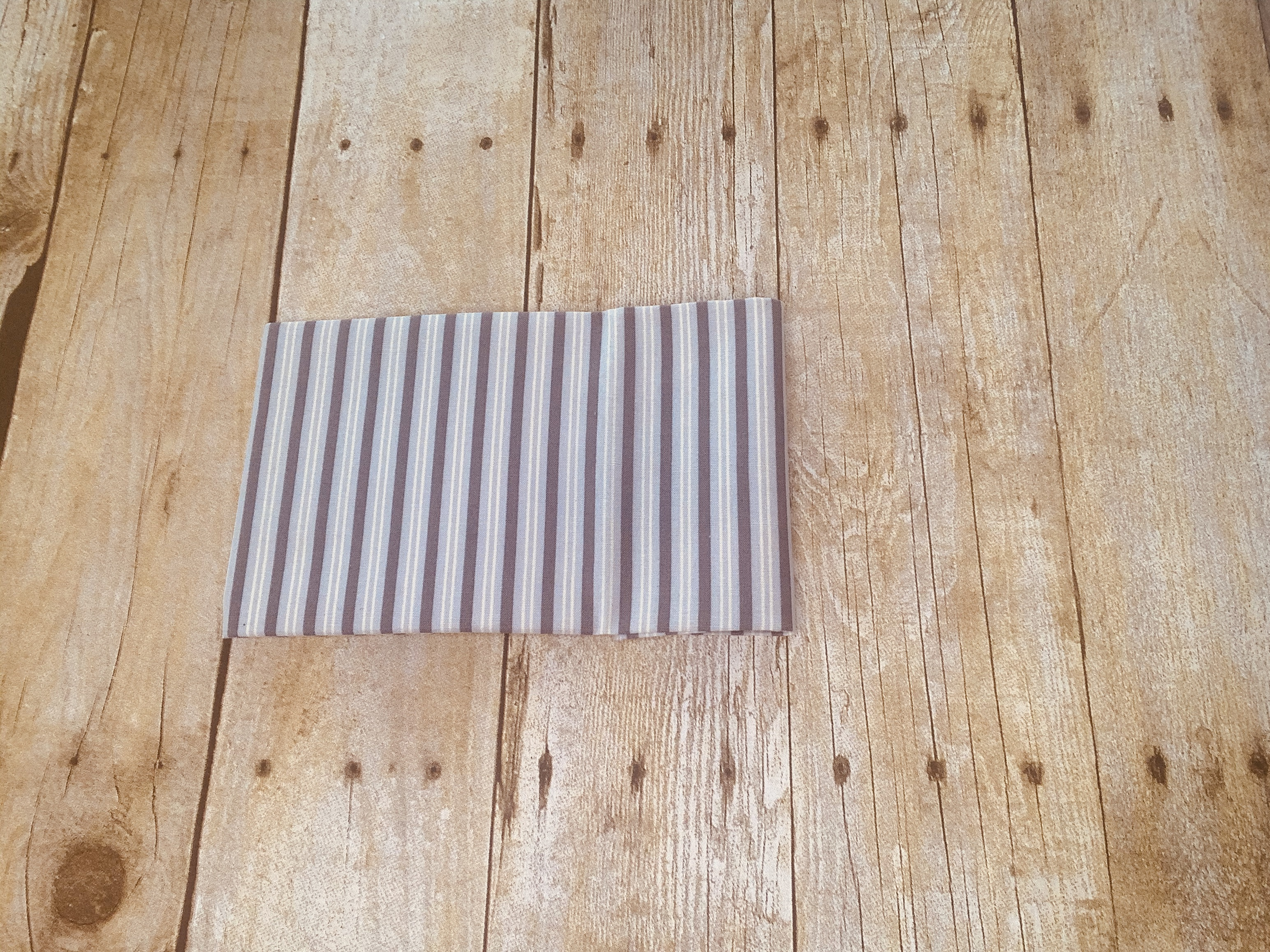 Blue & Brown stripes