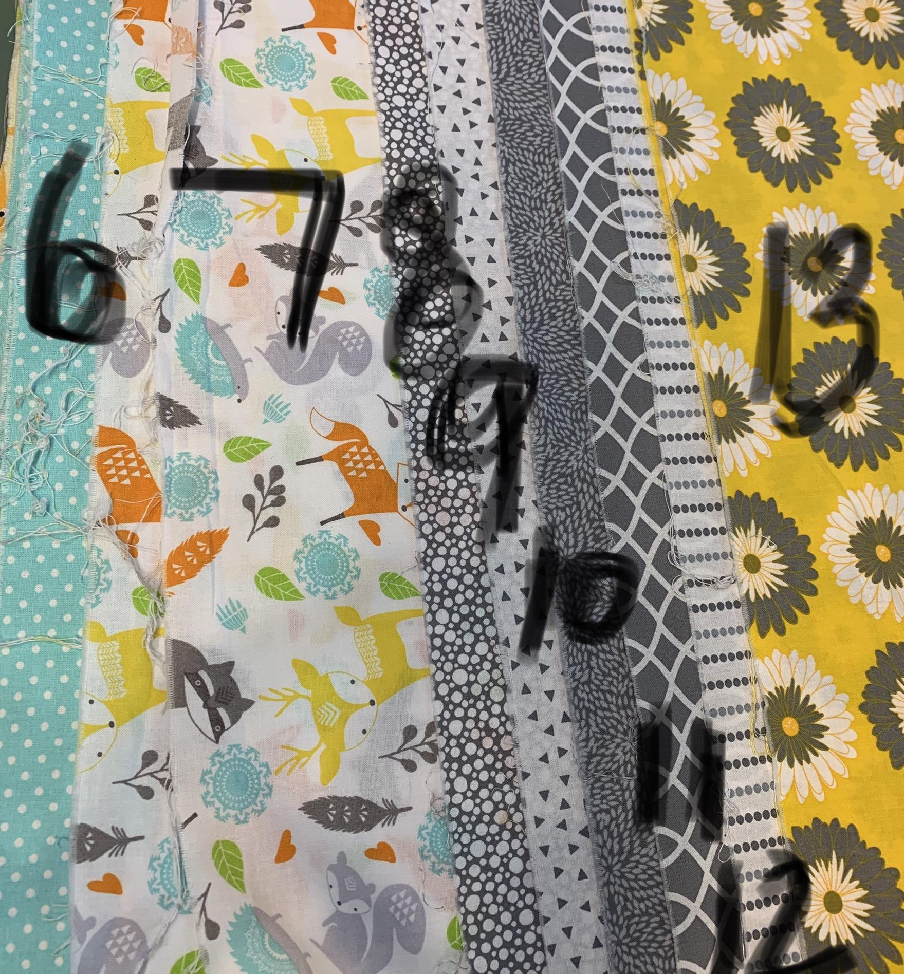 Fun patterns 6-13