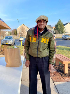 It with great pride that we introduce you to Mr. Mallisham. We are honored to serve this Korean War veteran at Beyond the Sanctuary. It is the least we can do for someone who has given so much of himself to this country. We salute you, Mr. Mallisham.