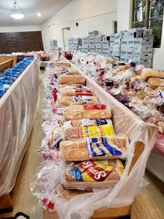 Please help us thank Freihofer's Bakery for blessing our clients with fresh bread every week. They really stepped up and donated 400 loves of bread for our Thanksgiving baskets. It was an incredible gift of kindness
