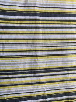 Yellow & Black stripes