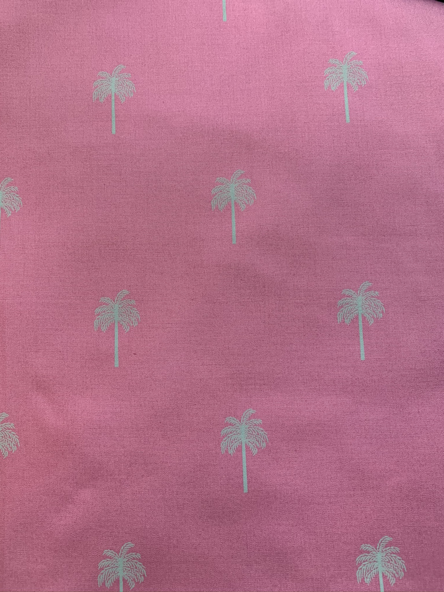 Lilly Pink Palm Trees