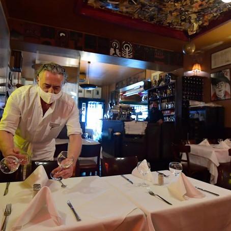 Fase 3: Restaurantes volverían a atender en locales físicos desde julio