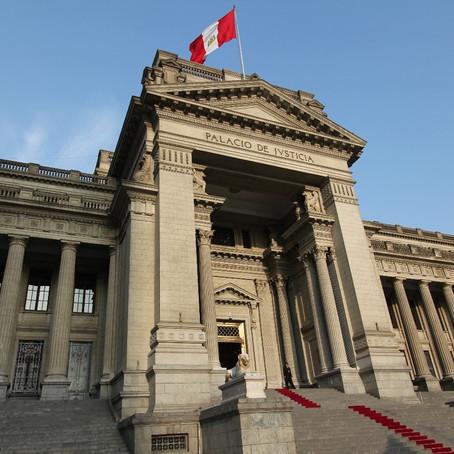 Reglas para la presentación de escritos a través de correos institucionales en la Corte Suprema