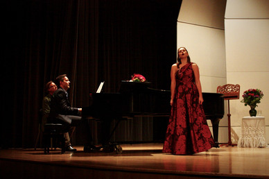 "Graduate Recital ""Animal Passion"""