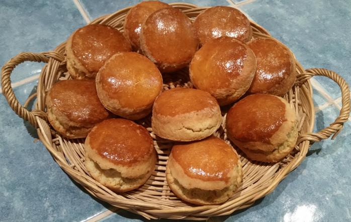 British scones.