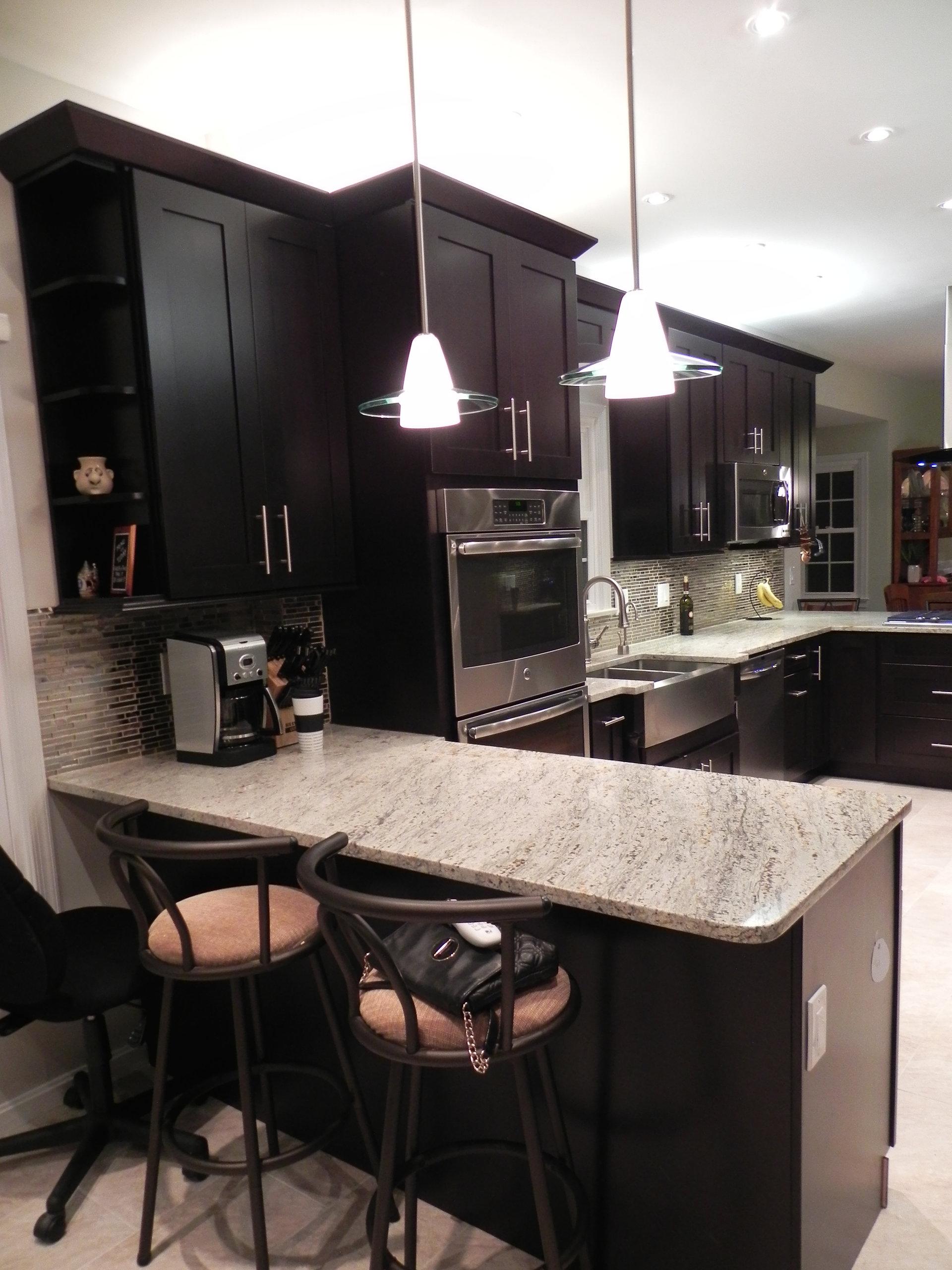 kitchen remodel in fairfax va - Kitchen Cabinets Fairfax Va
