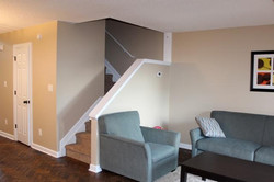 Living Room Stairwell