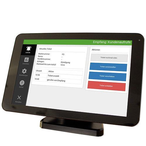 Oxygen.Q - Kundenaufrufmodul OMP-Q 25