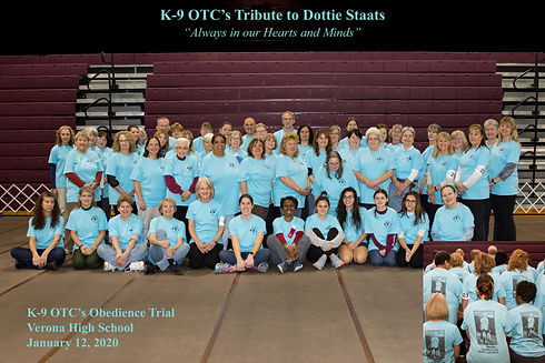 K9 of Essex County Dottie Tribute Photo