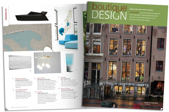 BOUTIQUE DESIGN - Magazine