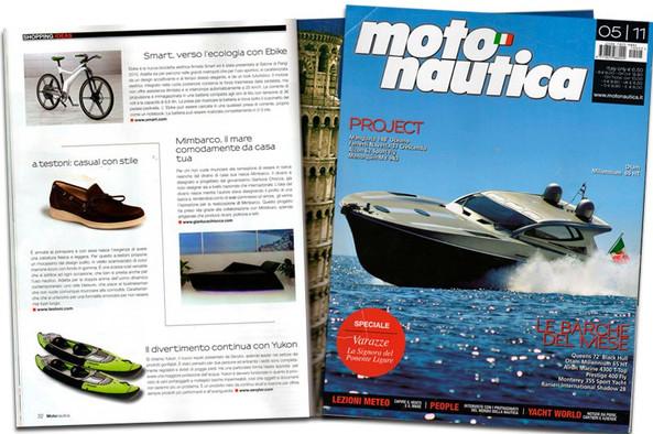 MOTO NAUTICA - Magazine