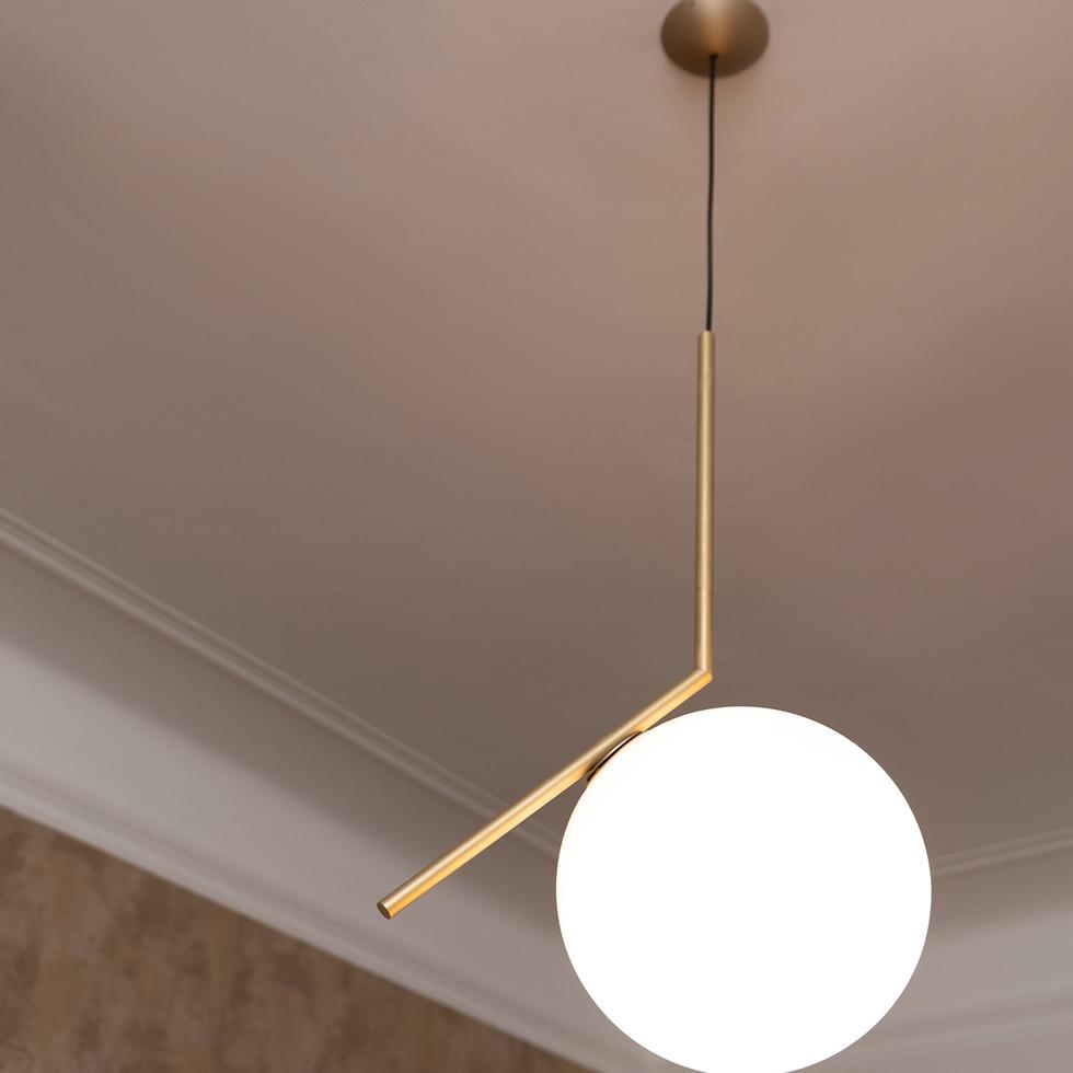 Suspending Light Flos by Gianluca Chiocc