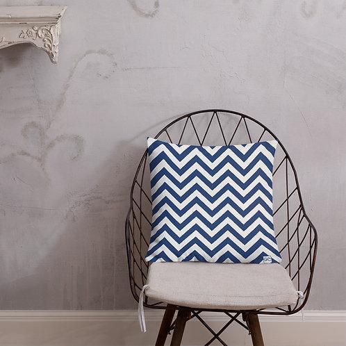 GC Premium Pillow Blue