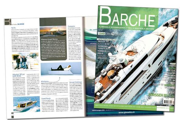 BARCHE -  Magazine