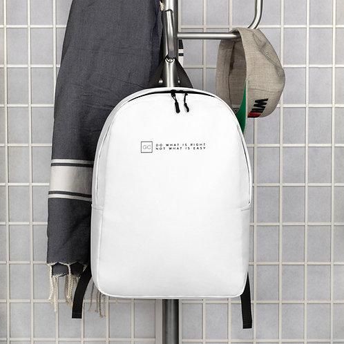 GC Minimalist Backpack