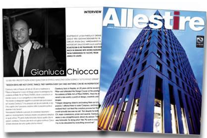 ALLESTIRE - Magazine
