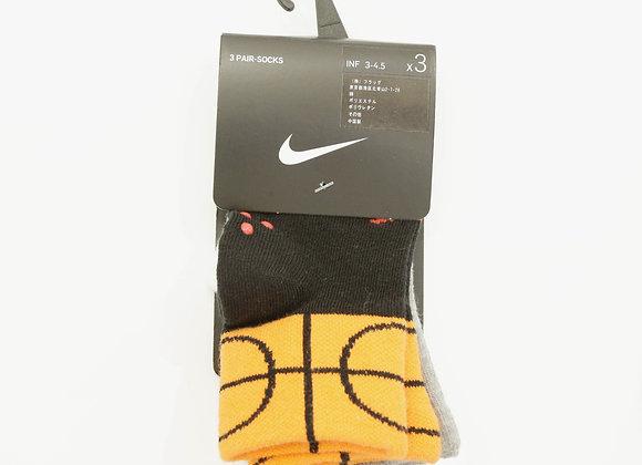 Nike Basket Socks 3P (9-10.5cm)