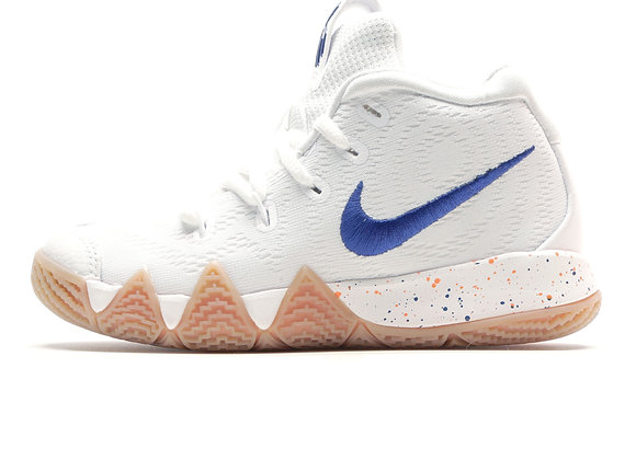 Nike Kyrie 4 (PS) WT/BL【17cm】