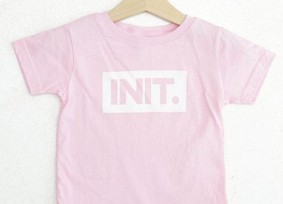INIT BOX Tシャツ (PK)