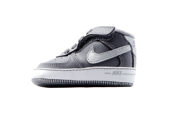 NIKE Force 1 GIFTPACK CRIB (GREY)