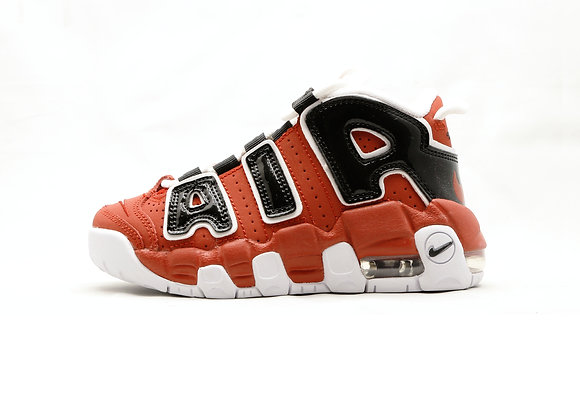 Nike Air More Uptempo PS (RD/BK/WT)