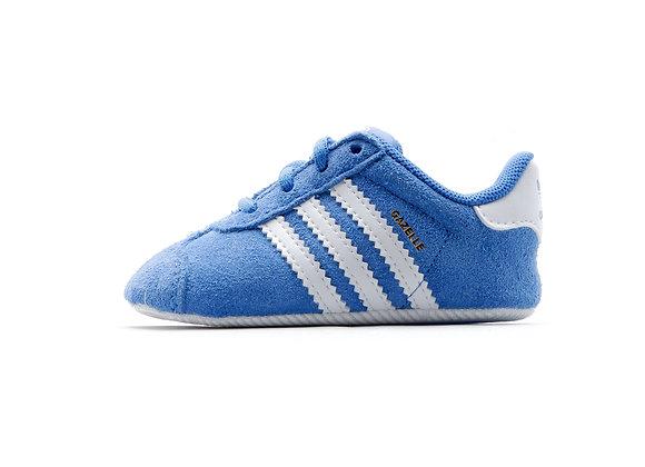 adidas GAZELLE CRIB (BLUE)