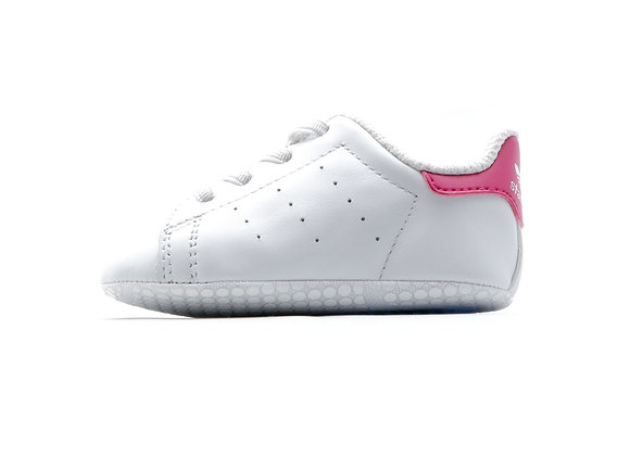 adidas STAN SMITH CRIB (WT/PK)