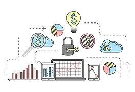 stock-market-trade-concept-financial-for