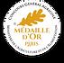 Concours Général Agricole - Médaille d'O
