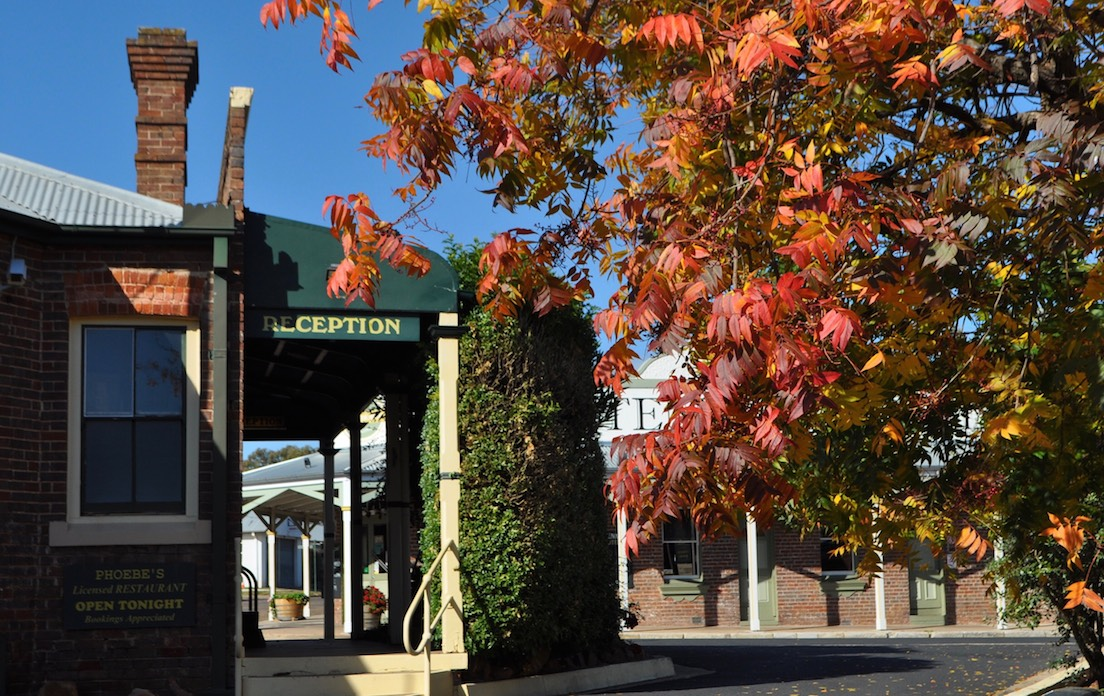 Gulgong in Autumn Colours