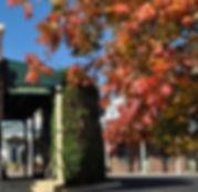 Motel Reception in Autumn