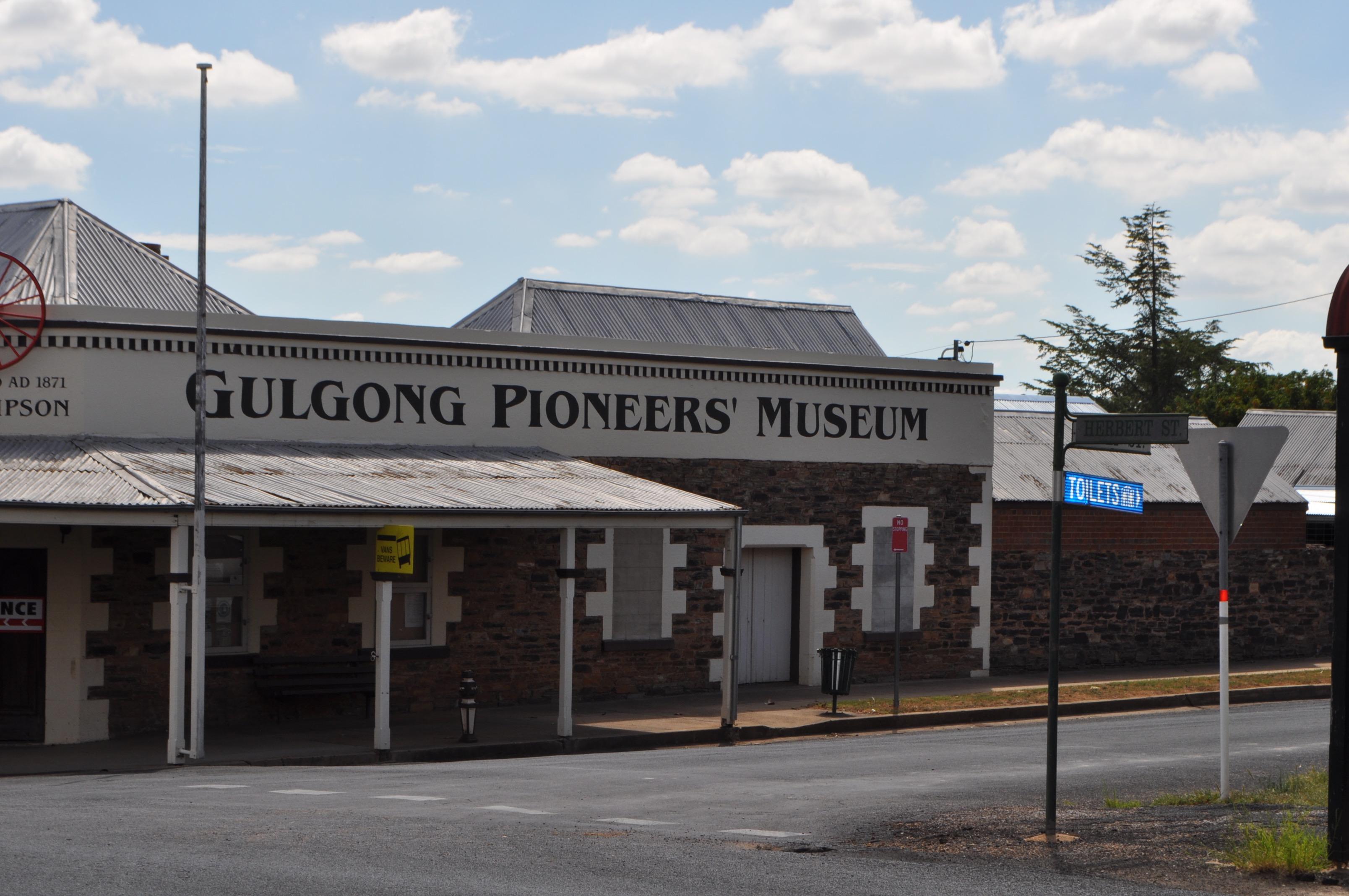 Pioneer Museum Gulgong