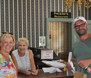 Motel Reception Customers