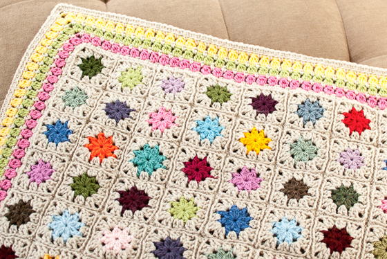 Afghan crochet pattern- gorgeous!