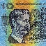 henry lawson ten dollar town