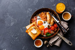 Yummy breakfast to start your day