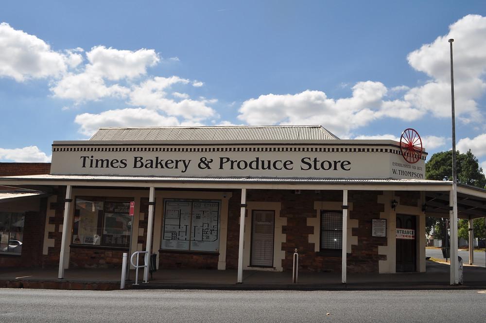 Times bakery gulgong
