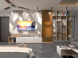Renovation/Decor-Master Bedroom-TV unit