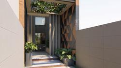 H-House- Bungalow Design