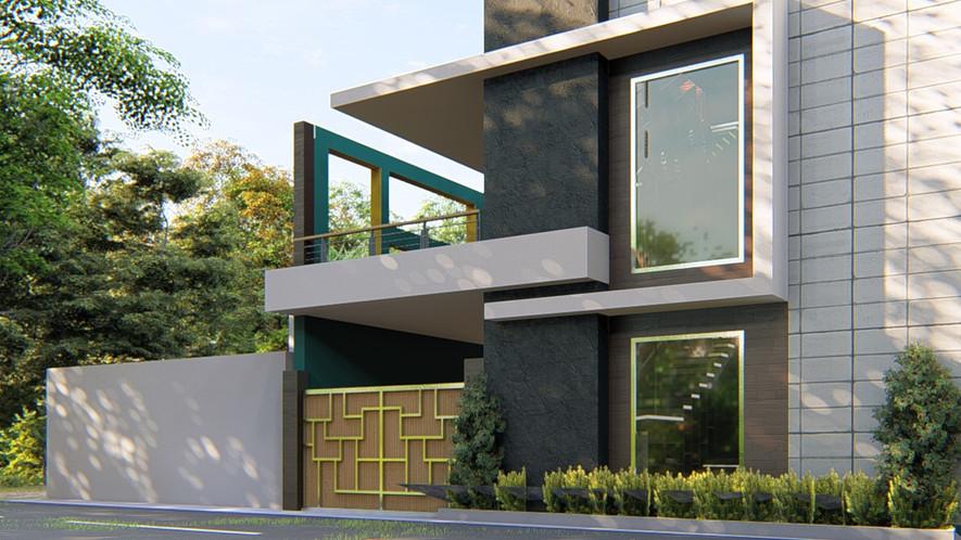 Pandwala Residence (130 Sq.yard)