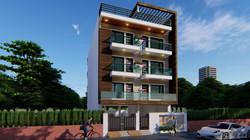 Builder Floor Elevation