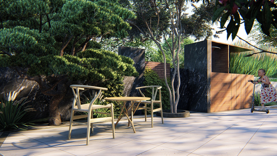 Landscape-Backyard