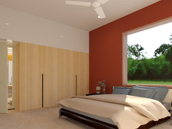 Bungalow-Bed Room view