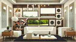 Abstract Window Design